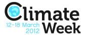 Climate Week Logo