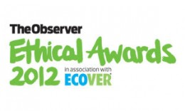 The Observer Ethical Awards 2012