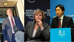 Photos: DECC, World Economic Forum & World Trade Organization via Flickr