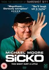 thesis of sicko michael moore