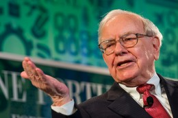 Warren Buffett could double renewable energy investment to $30bn
