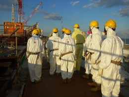 fukushima officials by Nuclear Regulatory Commission via flickr