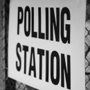 Polling station By Martin Bamford via Flickr