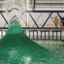 World class marine energy testing facility opens at the University of Edinburgh.