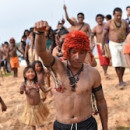 Munduruku indigenous people