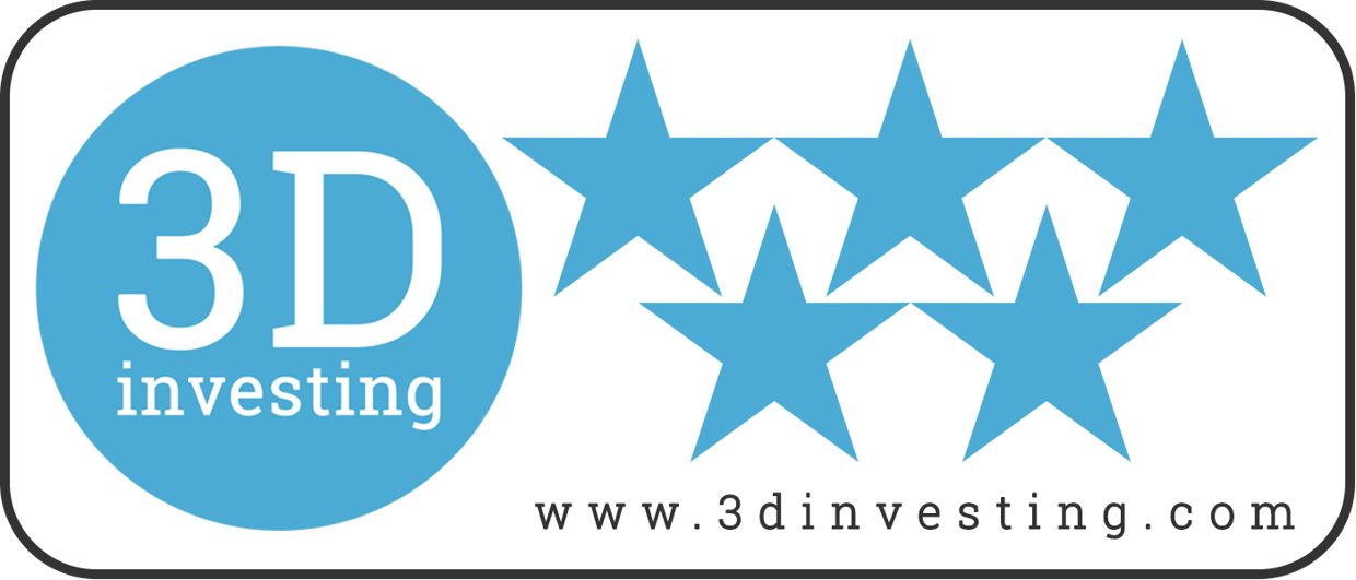 3D Star Rating (5 Star)