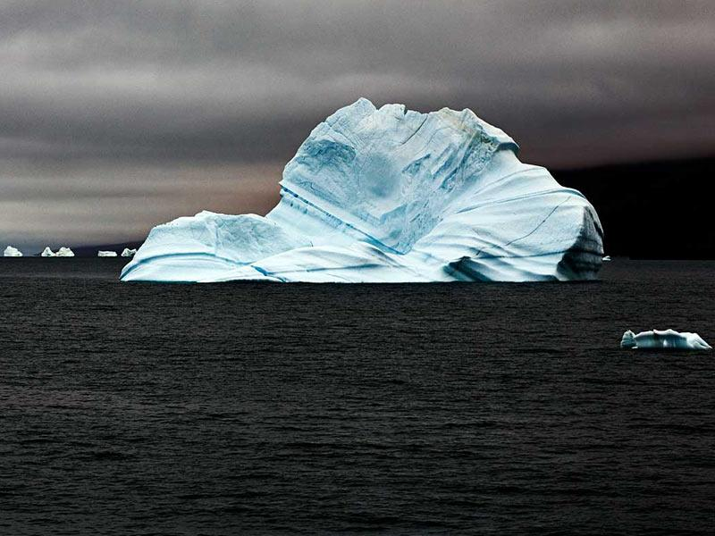 Camille Seaman Haunting photos of polar ice