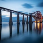 Forth Bridge Blues via Flicker by Chris Combe