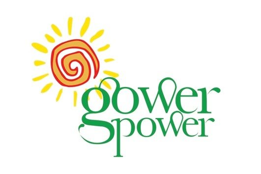 Gower Power Logo