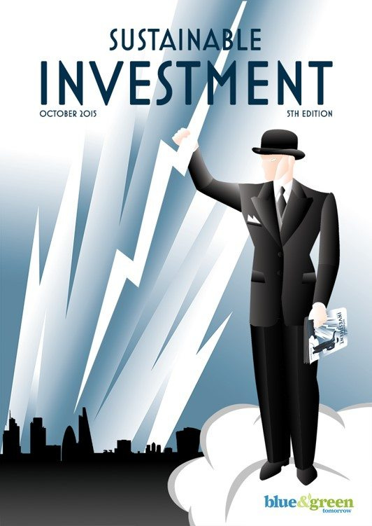 Guide to Sustainable Investment 2015 cover