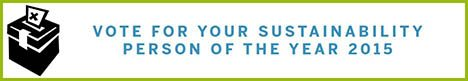 Vote for your Sustainability person of the year