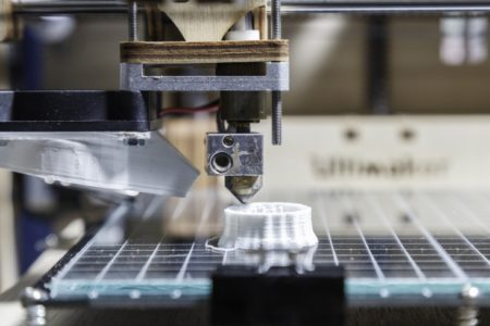 plastic factory machine