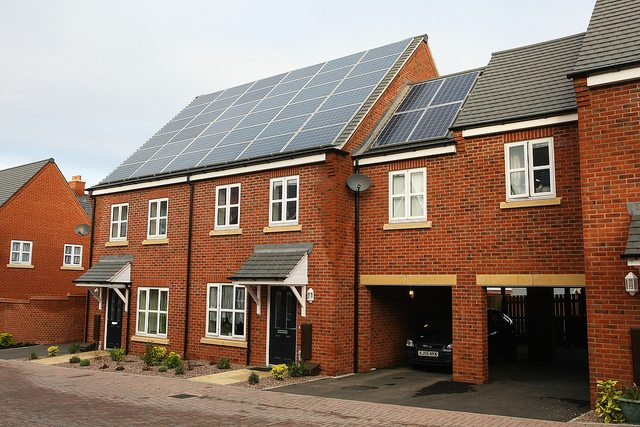 Comfortable Homes sustainable building means more attractive and comfortable homes