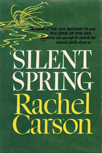 book review of silent spring Silent spring by  already the articles taken from the book for publication in the new yorker are being widely discussed  more by rachel carson nonfiction.