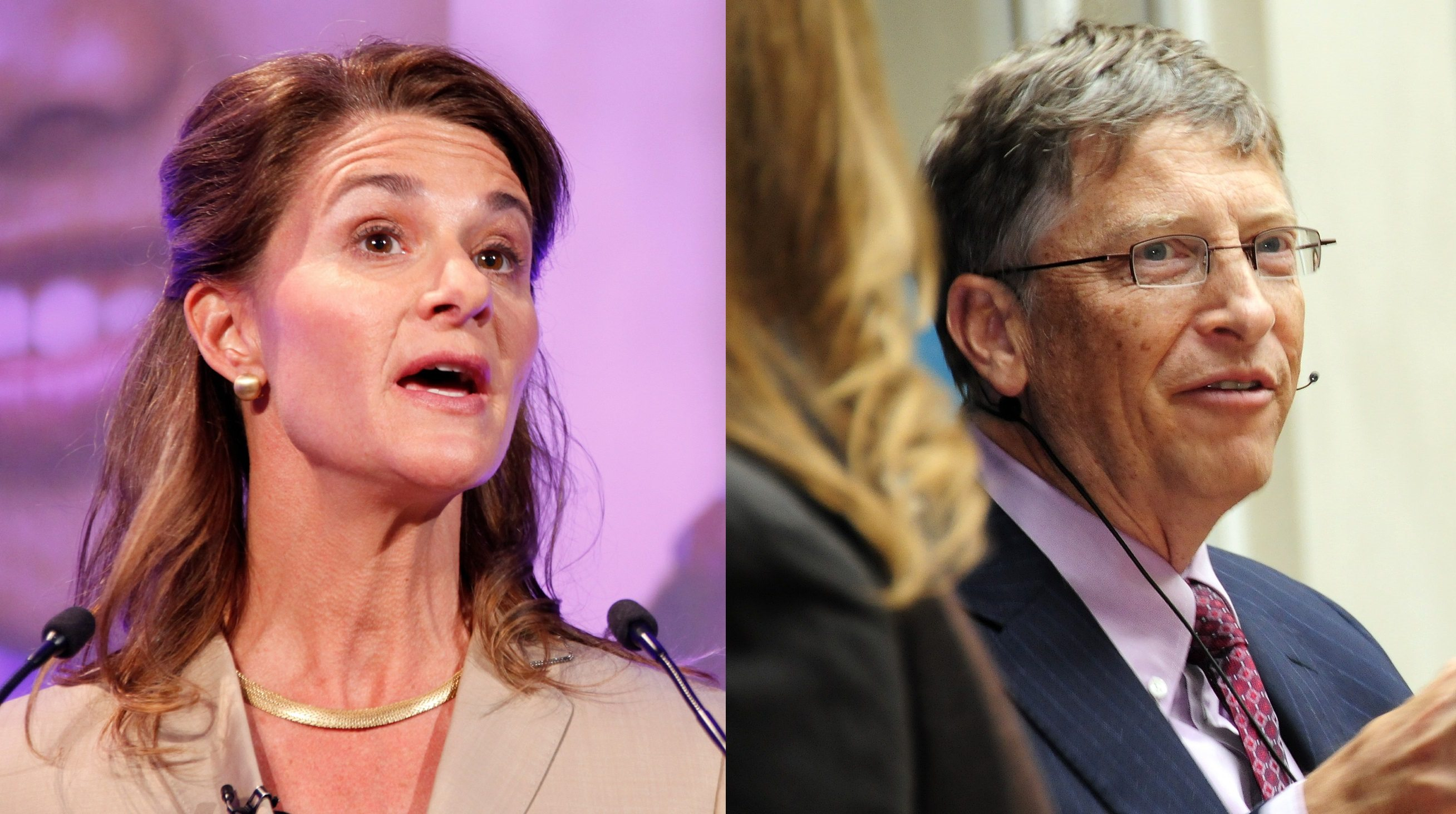 Bill & Melinda Gates - Blue and Green Tomorrow