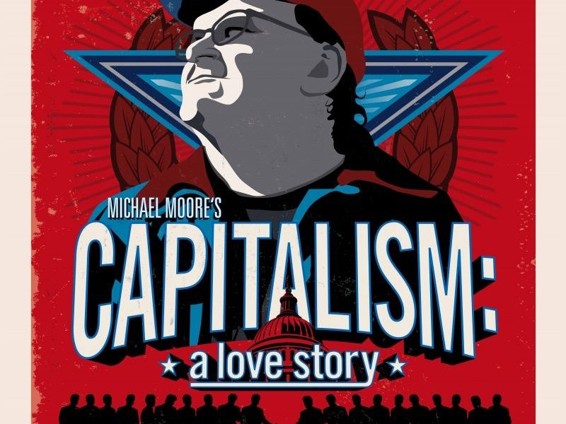 capitalism a love story movie review The film, from director adam mckay (anchorman, step brothers), also   released in 2009, capitalism: a love story did not receive quite as.
