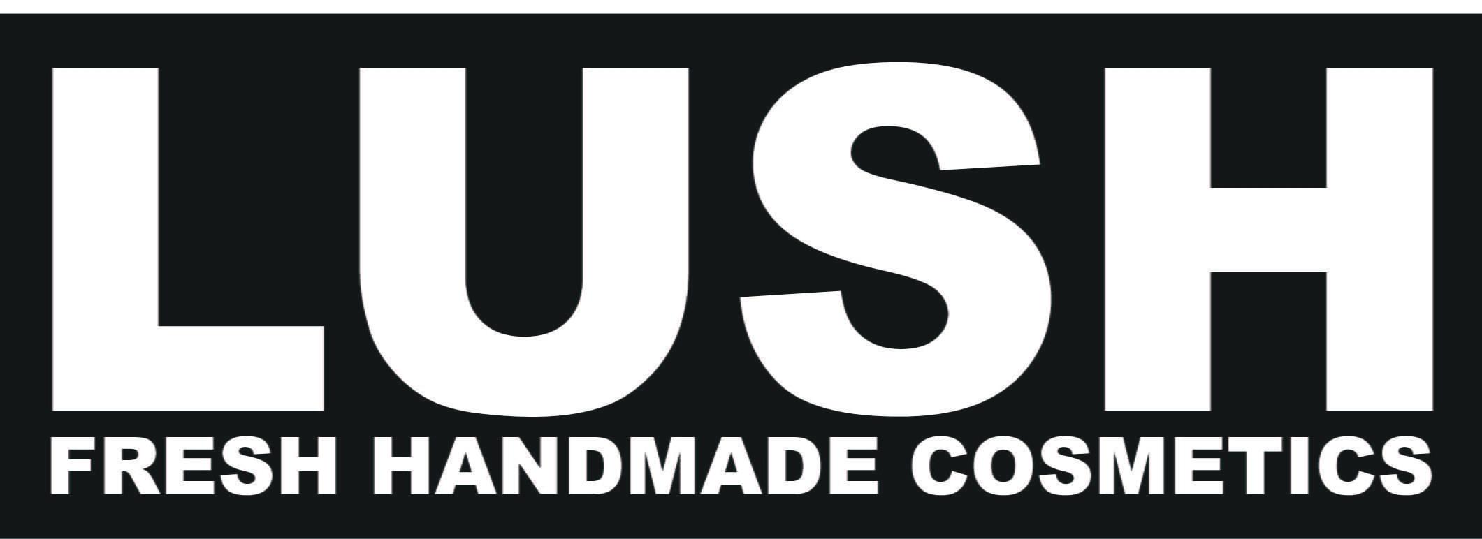 Image result for lush handmade cosmetics logo