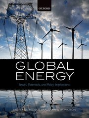 Global Energy Issues, Potentials and Policy Implications.