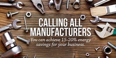 Manufacturing - invitation header