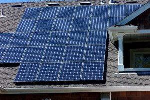 solar roof By Jon Callas via Flickr