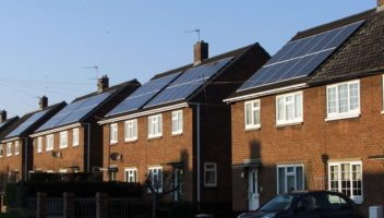 Solar Panelled Homes by Christine Westerback
