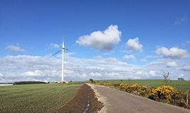 Auchtygils wind turbine Thrive Renewables Bond