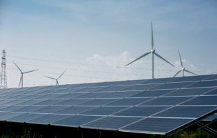 Solar farm LW