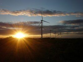 %22El Cerro%22 windfarm by germanborrillo via Flickr