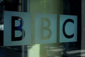 BBC Logo at Broadcasting House by m0gky via Flickr