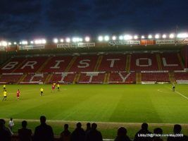 Bristol City V Gloucester City by Libby via Flickr