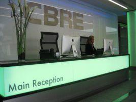 CBRE reception by EG Focus via Flikr
