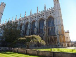 Cambridge University by foshie via Flickr