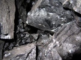 Coal by Alexandre G via FLickr