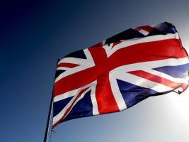 Flag - Great Britain by Vaughan via Flckr