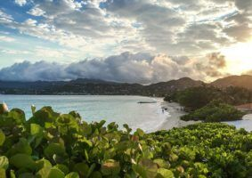 Grand Anse Beach in Grenada by Andrew Moore via Flickr