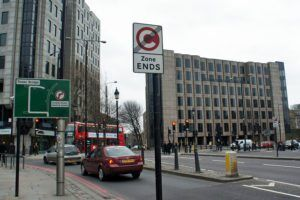 London Congestion Charge via mariordo59 via Flickr