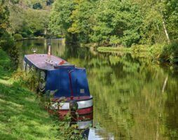 Rochdale Canal by Tim Green