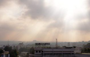 Smog by Charles Haynes via Flikr