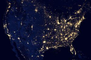 United States of America by NASA Goddard Space Flight via Flickr