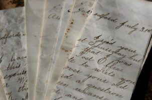 letters by liz west via Flickr