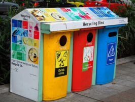 recycle by erin's rainbow via flickr