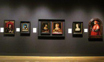 National Portrait Gallery London 044 by David Holt via Flikr