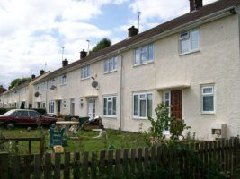 Nuneaton Borough Council Housing By Lydia Via Flickr
