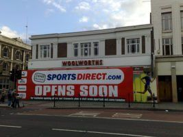 LGIM Voting Against Sports Direct's Chairman For Third Year Running