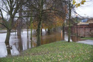 Beginning Of £36.5 million Flood Scheme In Hull