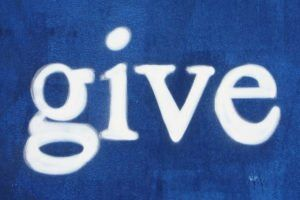 Give By Tim Green Via Flickr
