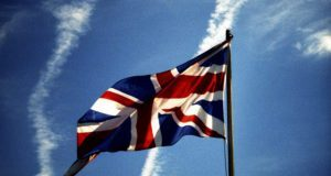 Union Jack Flag By Nick Page Via Flickr