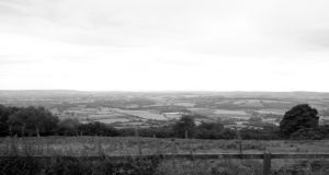 Devon Countryside from the Blackdown Hills by Will Fisher via Flikr