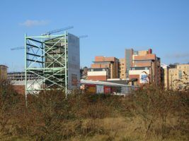 Brownfield site by Russell Jame Smmith via Flickr