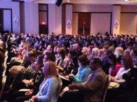 Conference audience by TopRank MArketing via Flikr